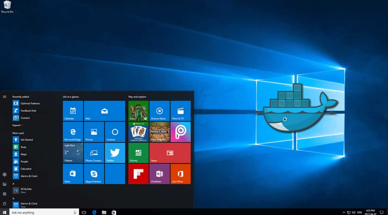 How to Install Docker on Windows 10 Home?