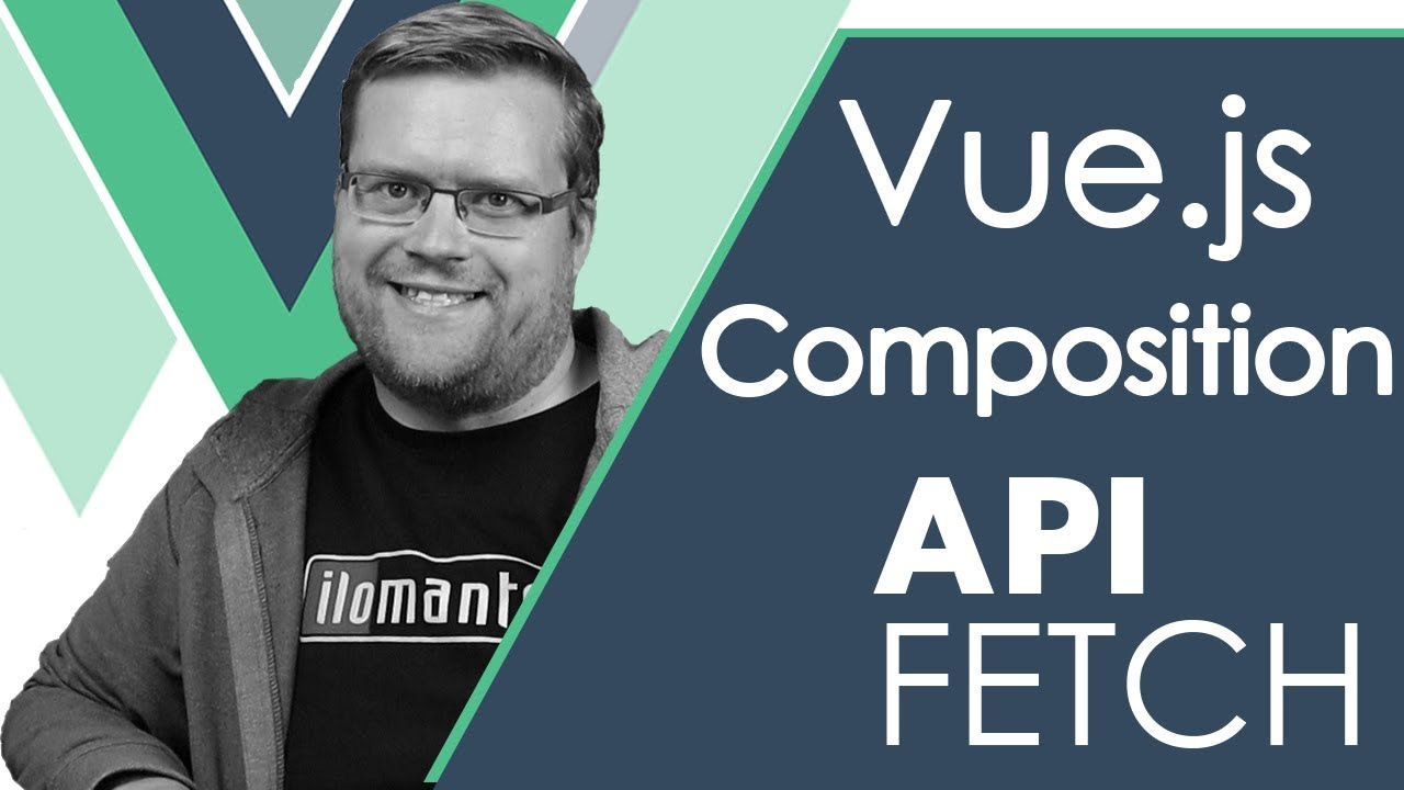 Vue.js 3 Composition API Fetch With Example