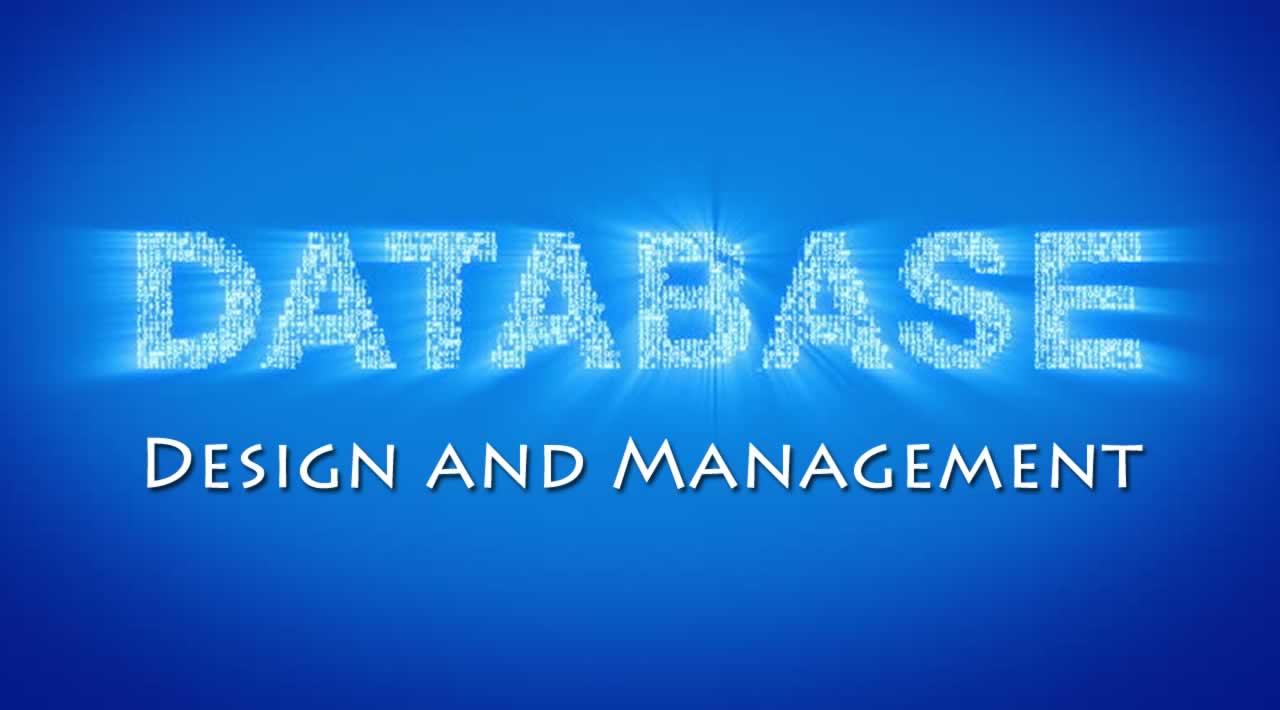 Database Management Tutorial - Database Design and Management