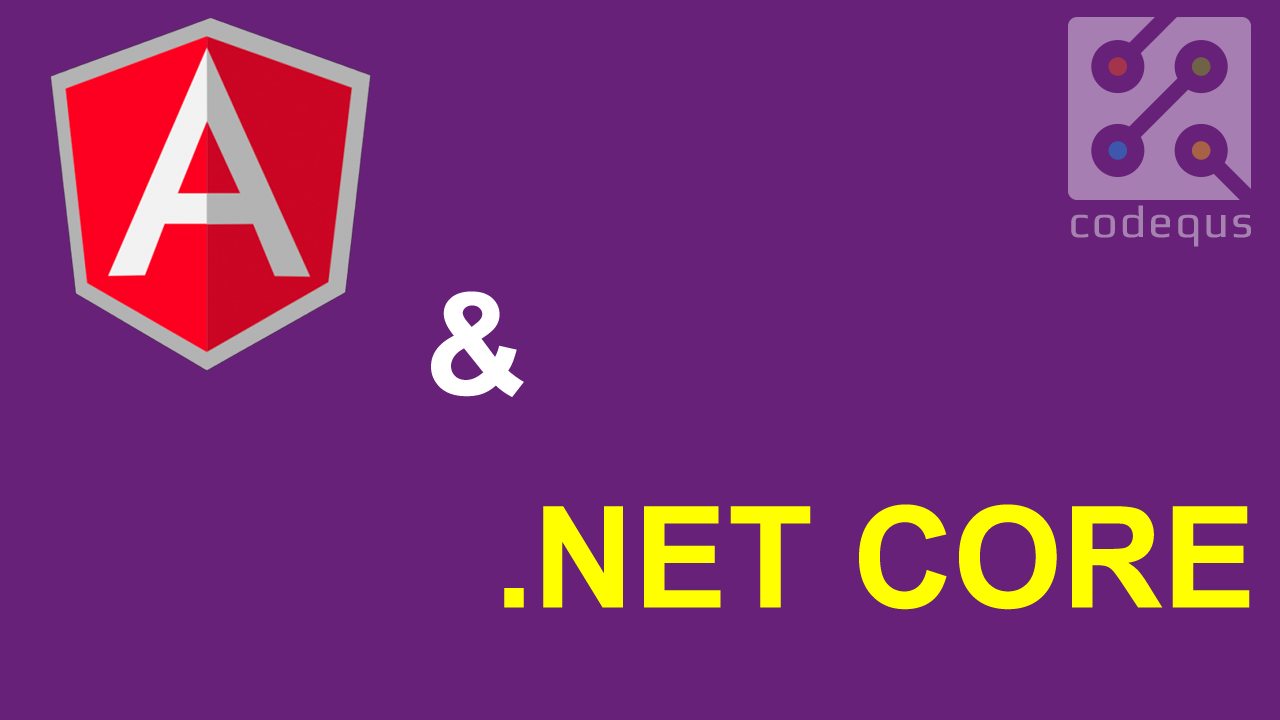 Angular and ASP.NET Core