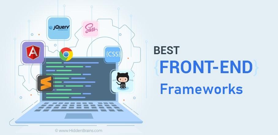 Top Front End Development Frameworks for Developers