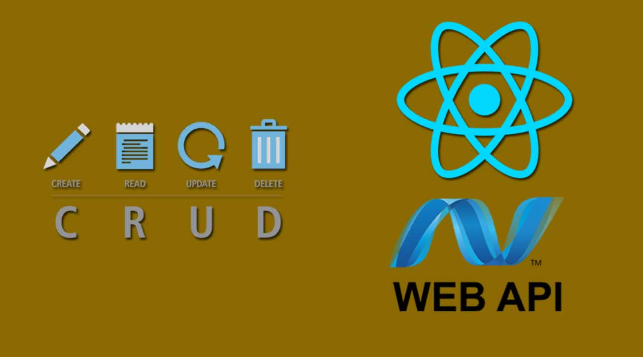 How to CRUD Operations using Reactjs and ASP.NET Web API