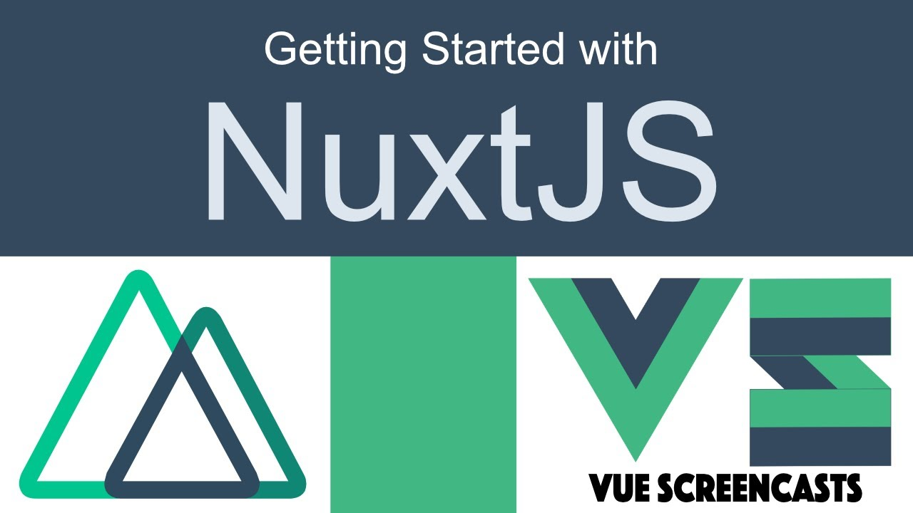 Introduction to NuxtJS - Nested and dynamic pages, layouts, asyncData + axios, meta tags, and VueX