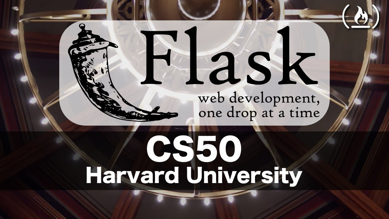 Web Programming with Flask