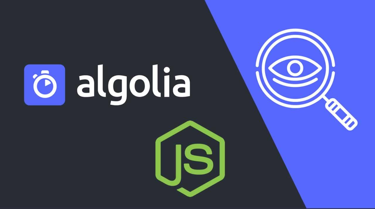 Using Algolia Search in Node.js