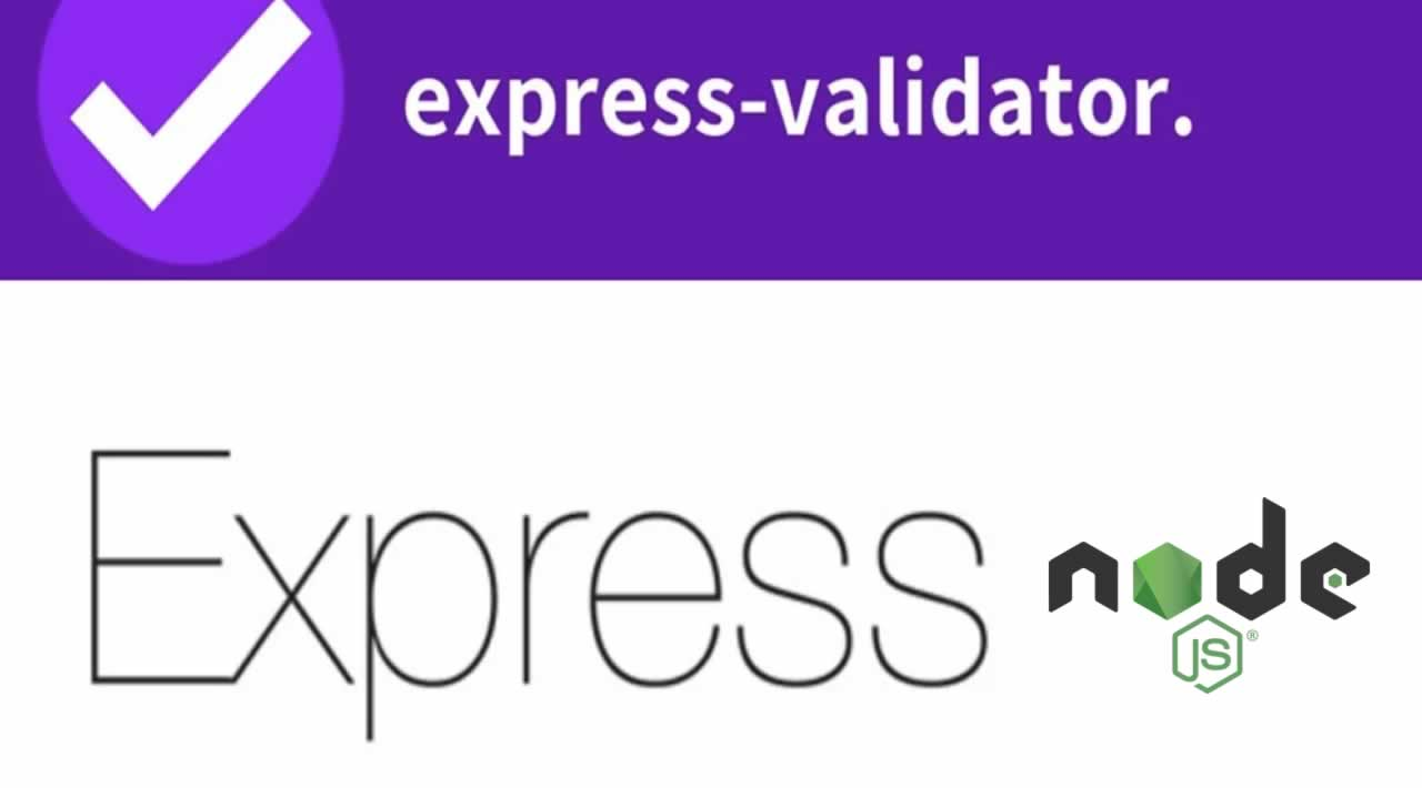 Express Validator Tutorial with Input Validation in Node.js