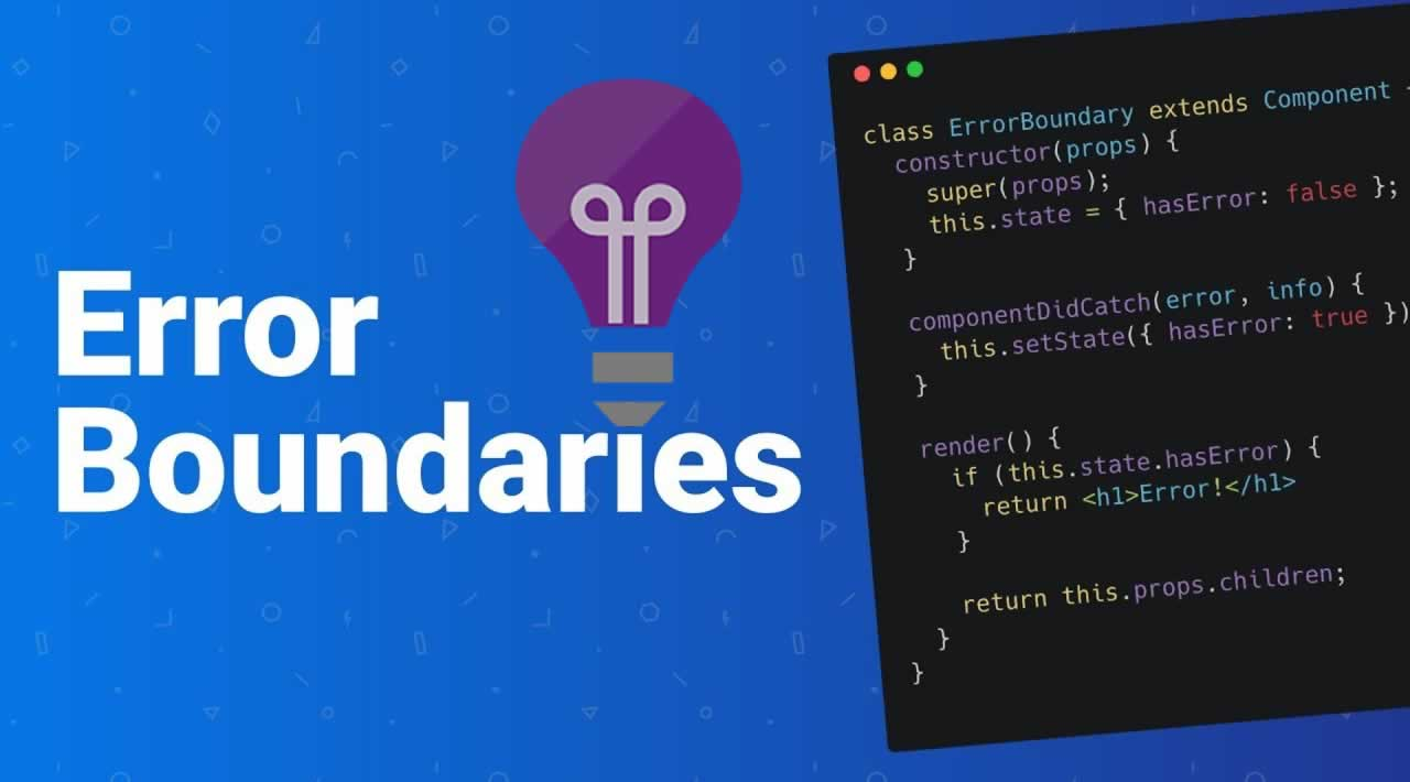 Using React Error Boundaries With AppInsights