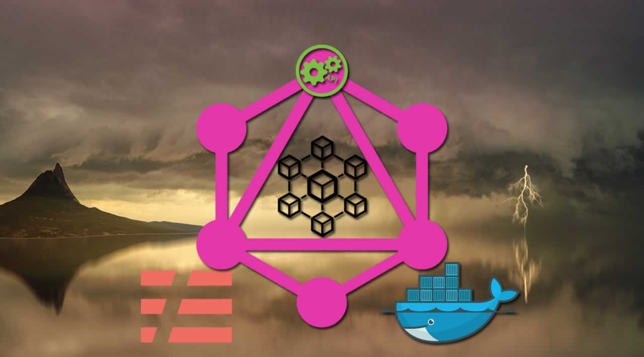 Building Microservices and a GraphQL API with Docker