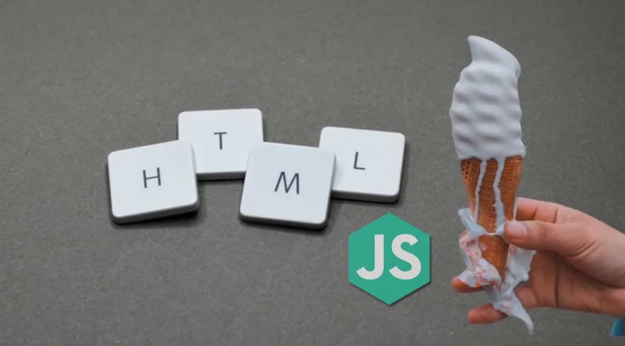 Render HTML with Vanilla JavaScript and lit-html