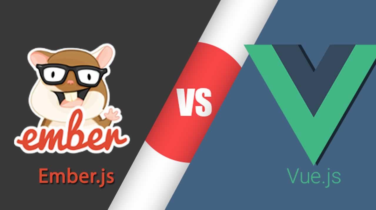 Ember.js or Vue.js:  Which Framework Works Better ?