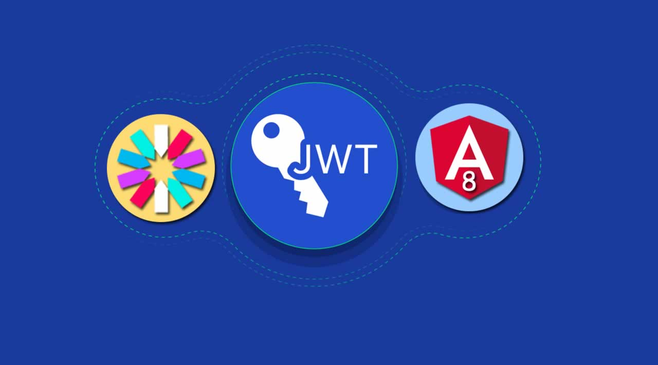 Angular 8 JWT User Authentication Tutorial
