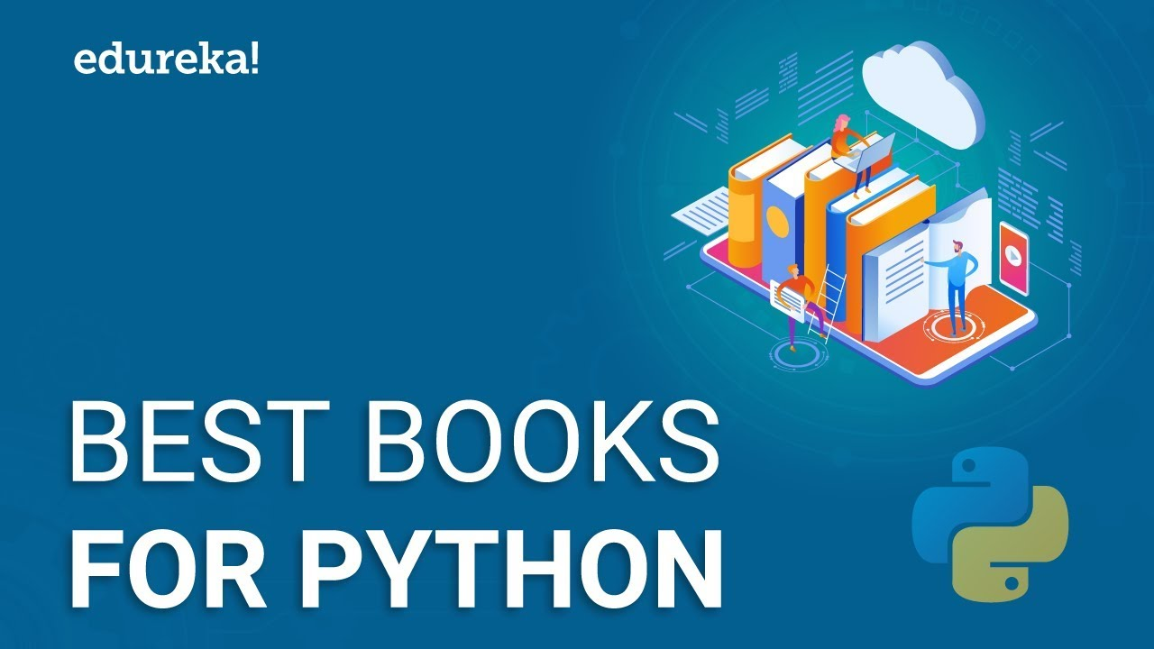 Top 10 Books To Learn Python