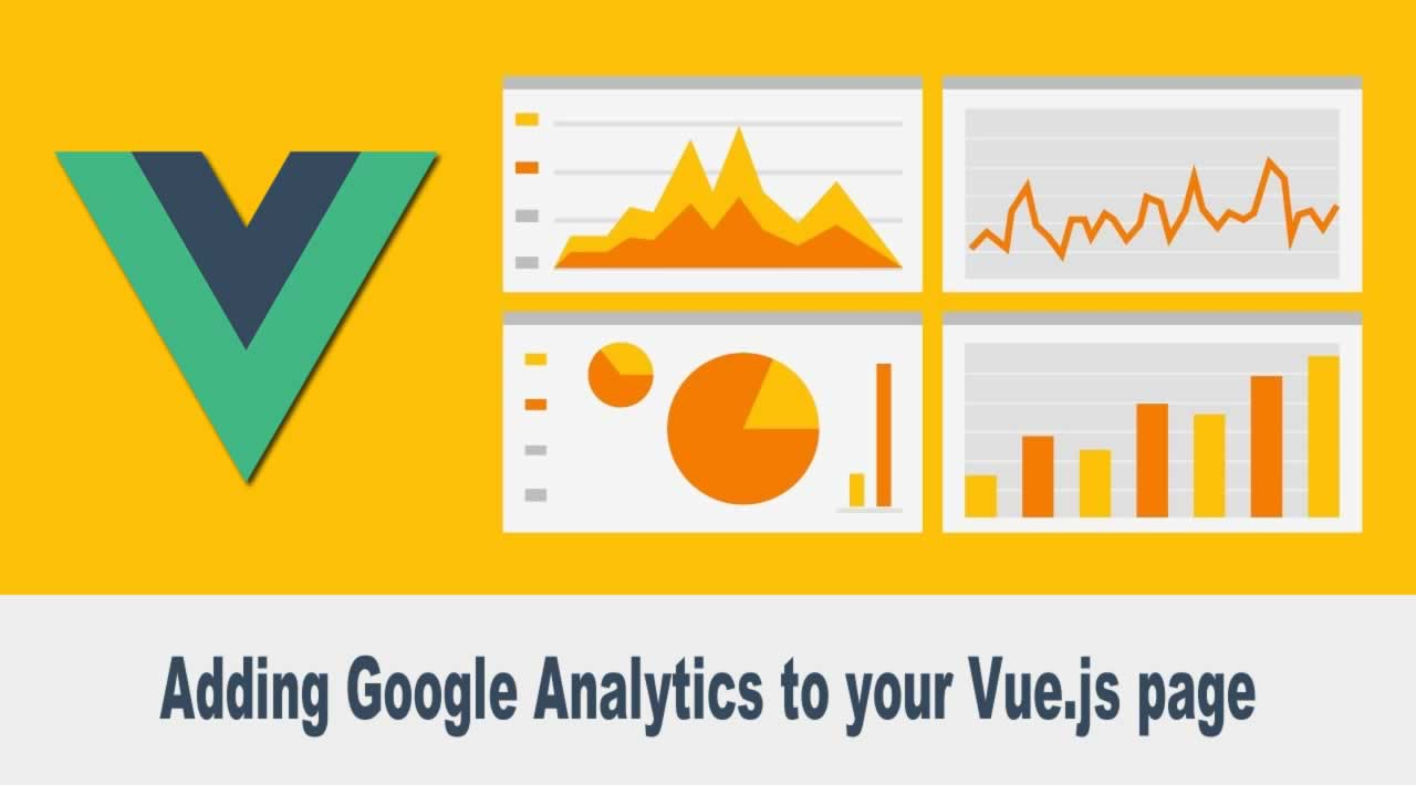 Adding Google Analytics to your Vue.js page