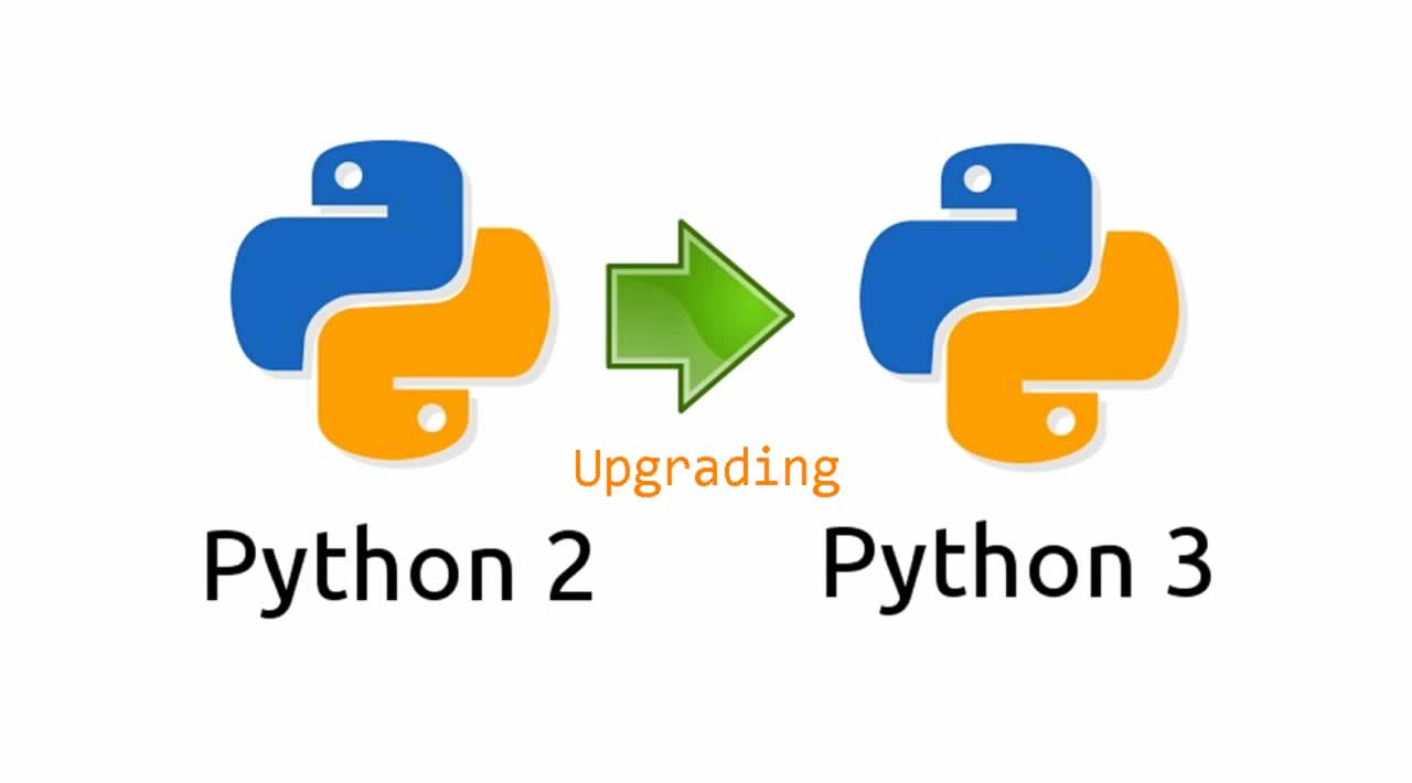 Upgrading from Python 2 to Python 3 seamless one and simply