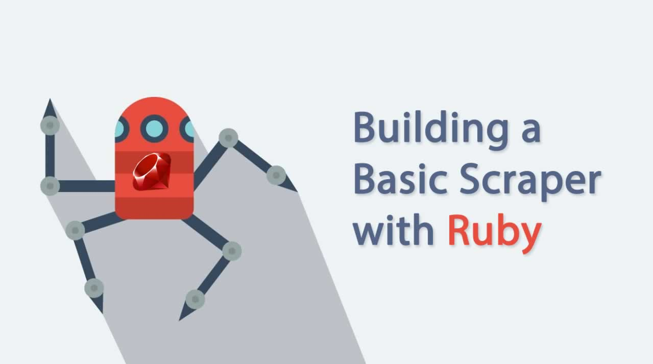 Building a Basic Scraper with Ruby