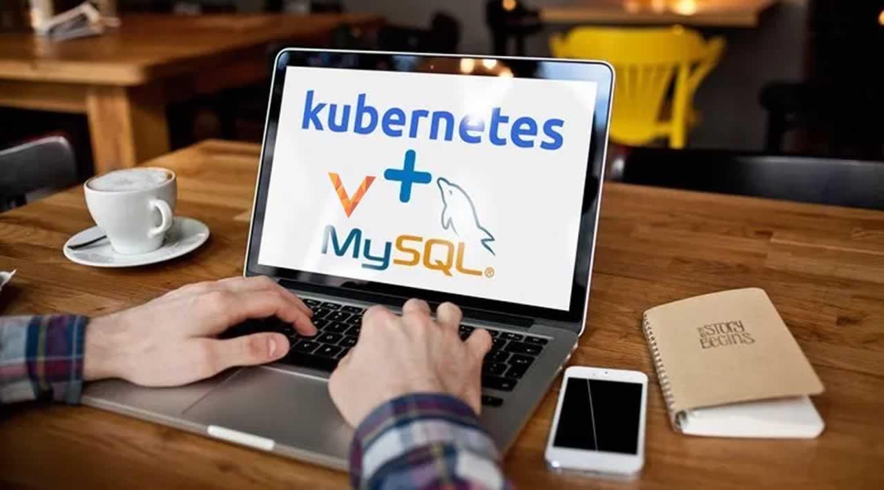 Sharded MySQL on Kubernetes