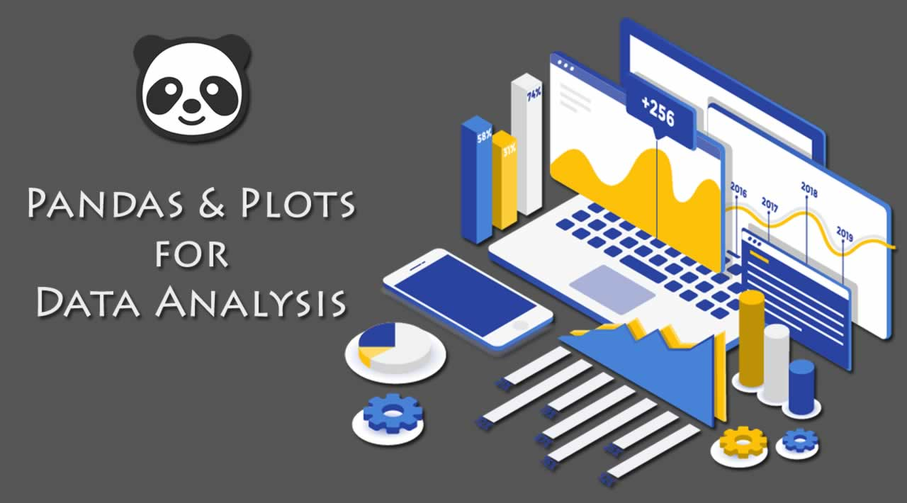 Pandas and Plots for Data Analysis