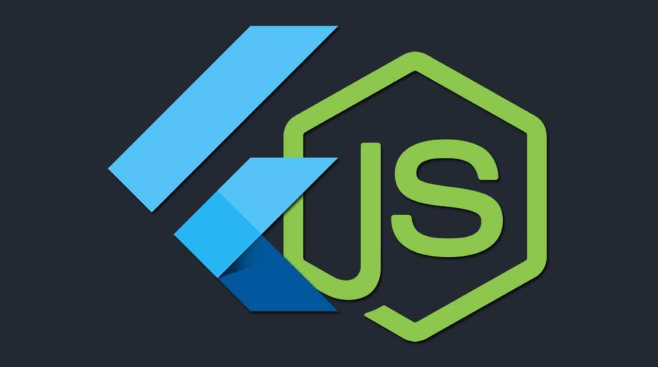Building Flutter for the Web API on Node.js