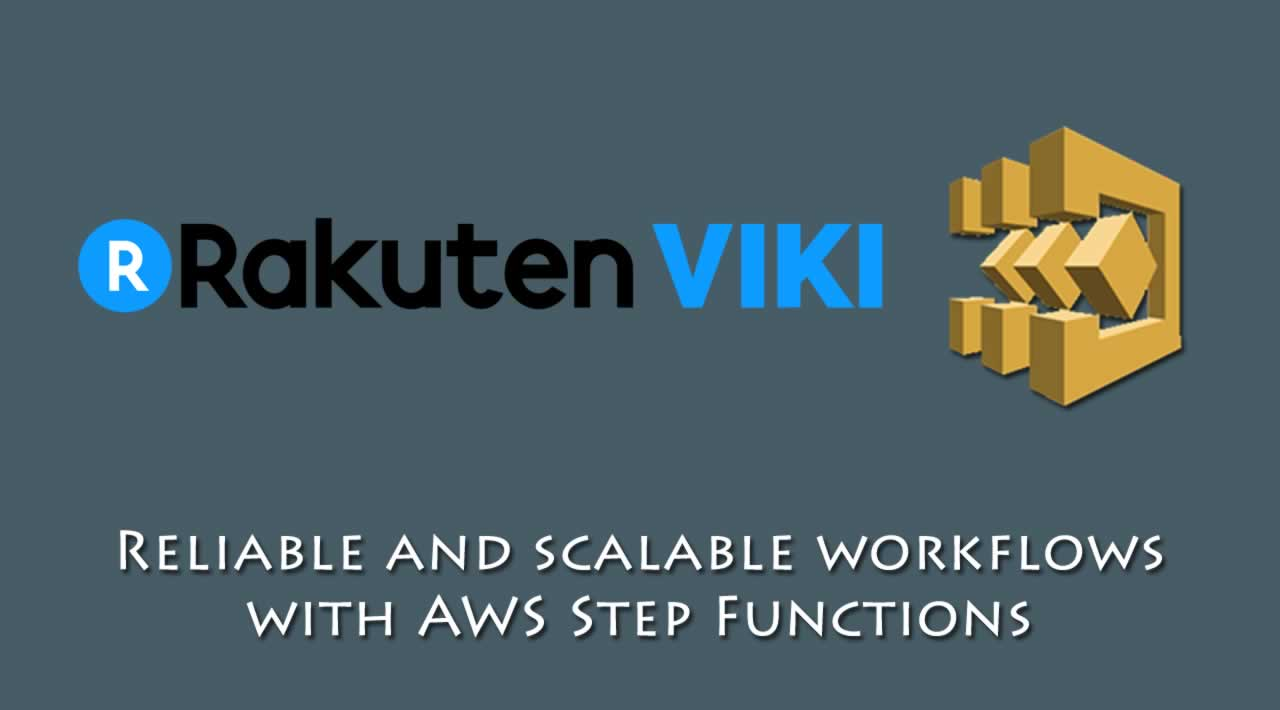 Reliable and scalable workflows with AWS Step Functions