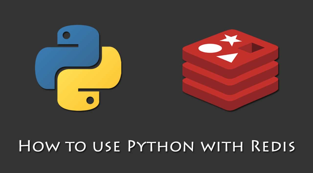 How to use Python with Redis