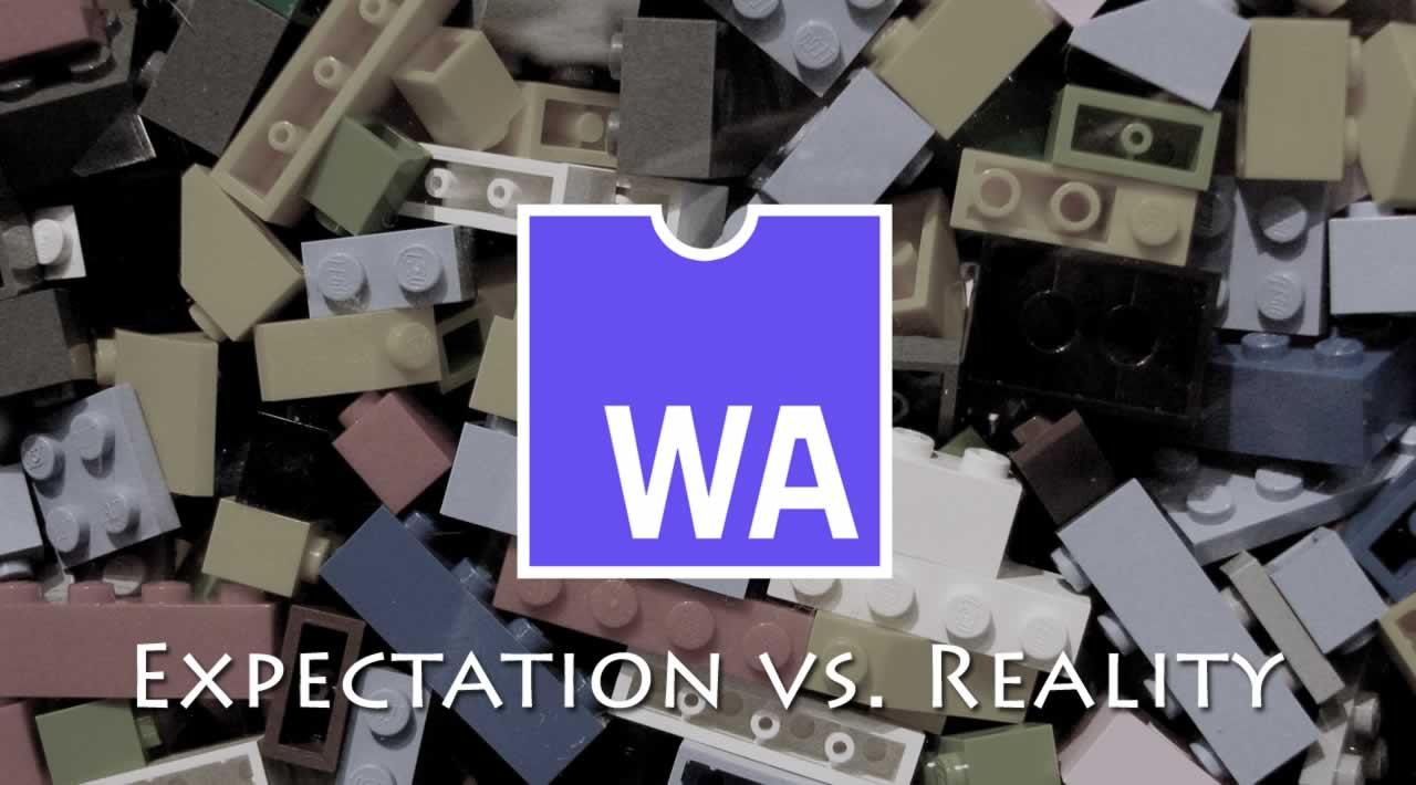 WebAssembly: Expectation vs. Reality