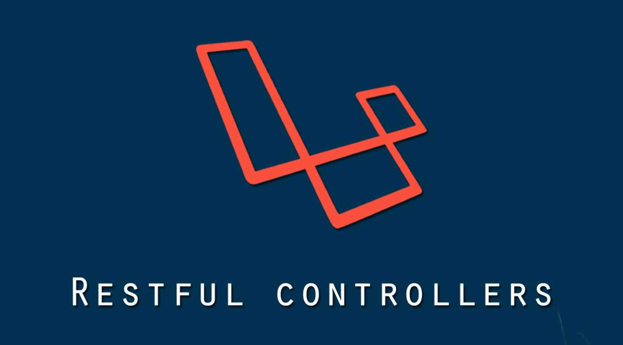 Restful controllers in Laravel