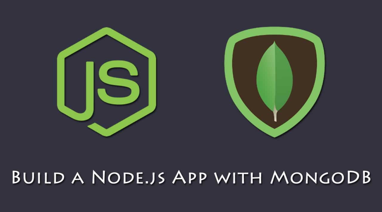 How To Build a Node.js Application with MongoDB