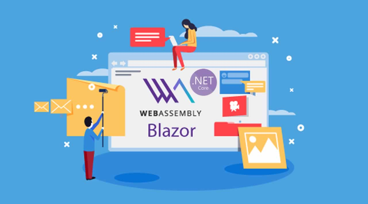 Blazor: A new framework for browser-based .NET Apps