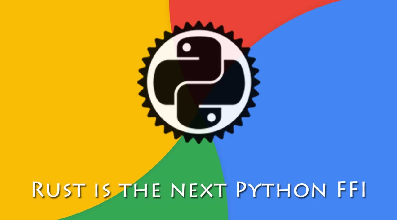 Build your Python Extensions with Rust