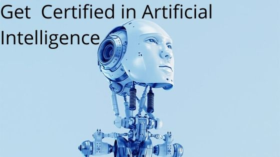Importance of a certification in Artificial Intelligence