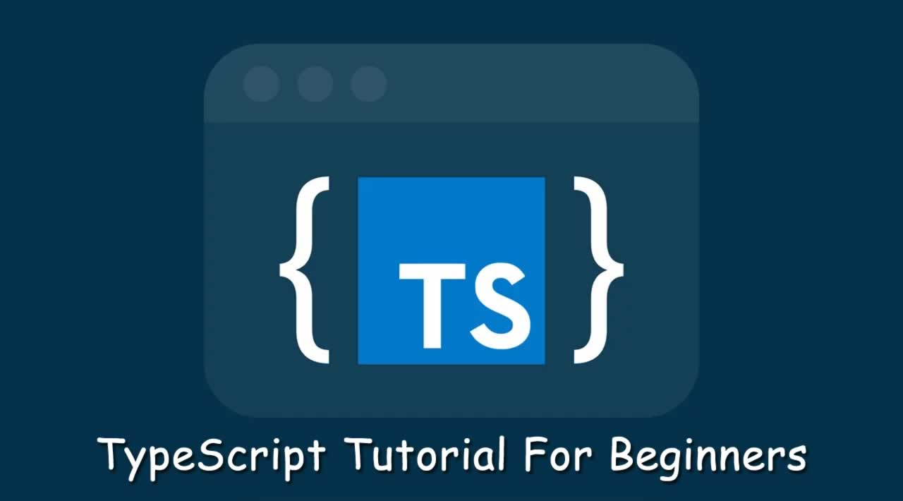 Learn TypeScript | TypeScript Crash Course | TypeScript Tutorial for Beginners