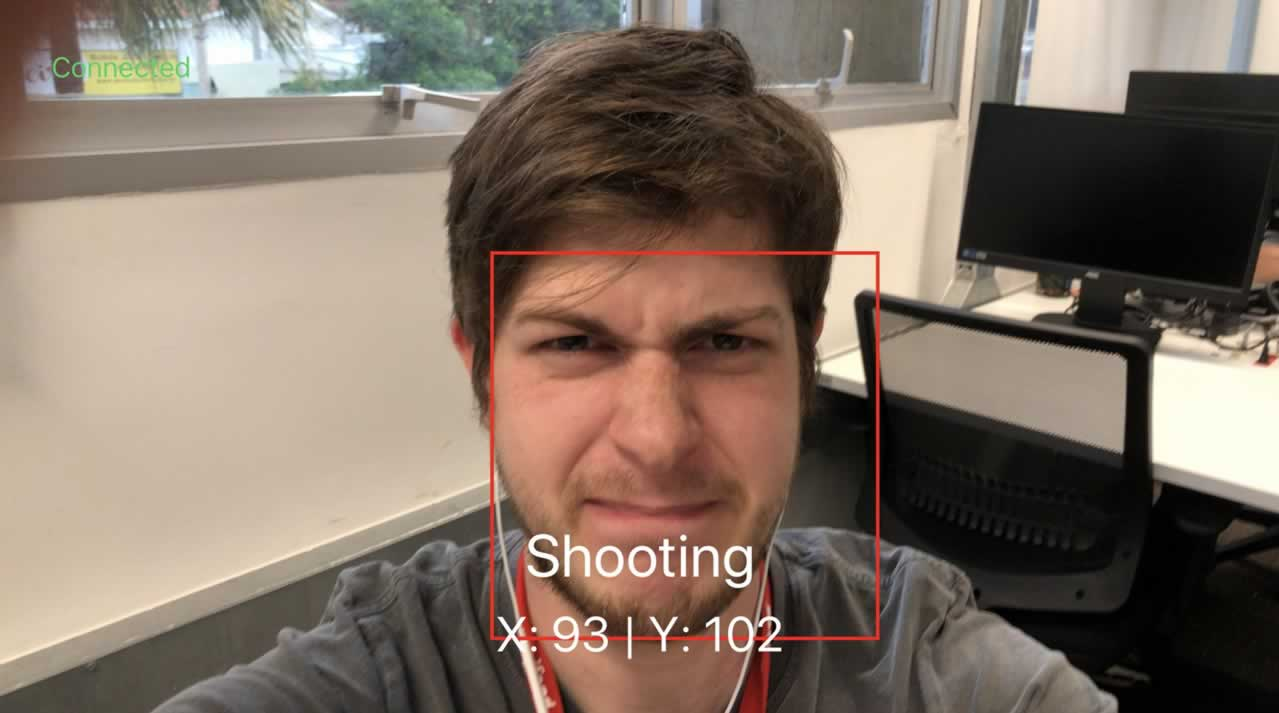 Building a Face Detecting Robot with URLSessionWebSocketTask