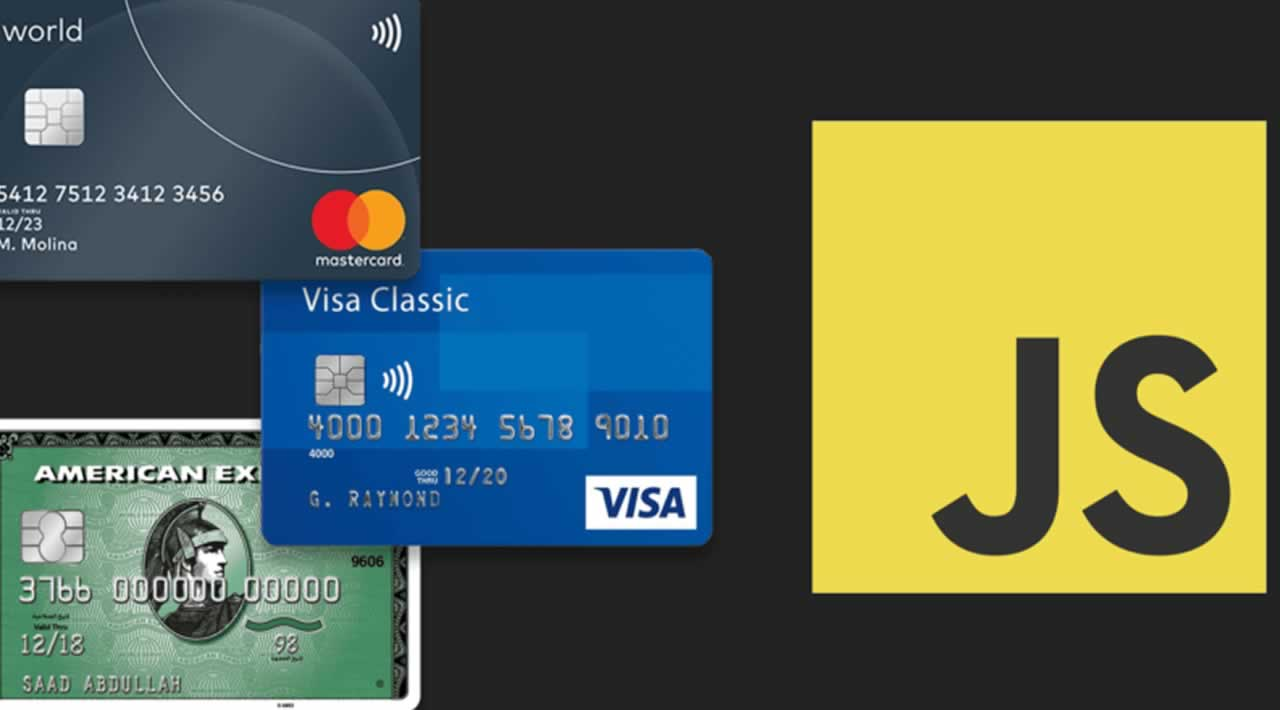 How to Validate a Credit Card Number with Javascript
