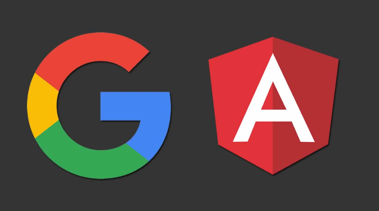 How to use Google's fully typed API SDK in Angular web application