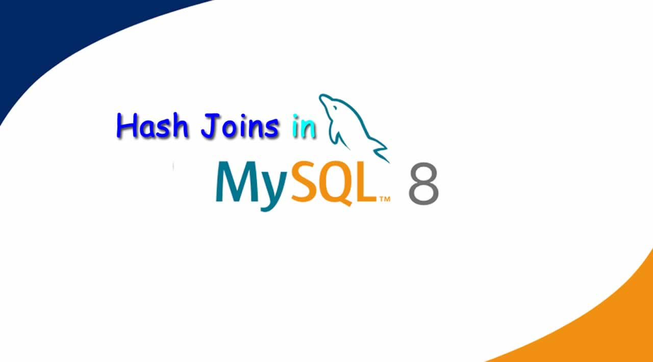 How to use Hash Joins in MySQL 8?