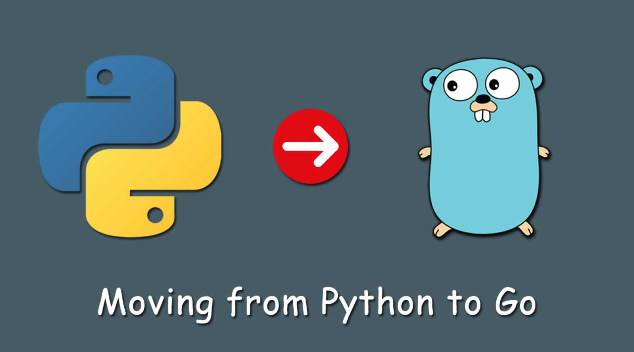 Moving from Python to Go