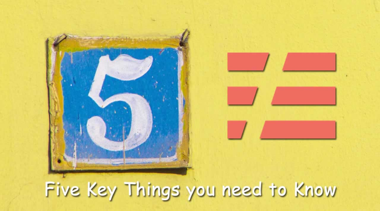 Serverless: Five Key Things you need to Know