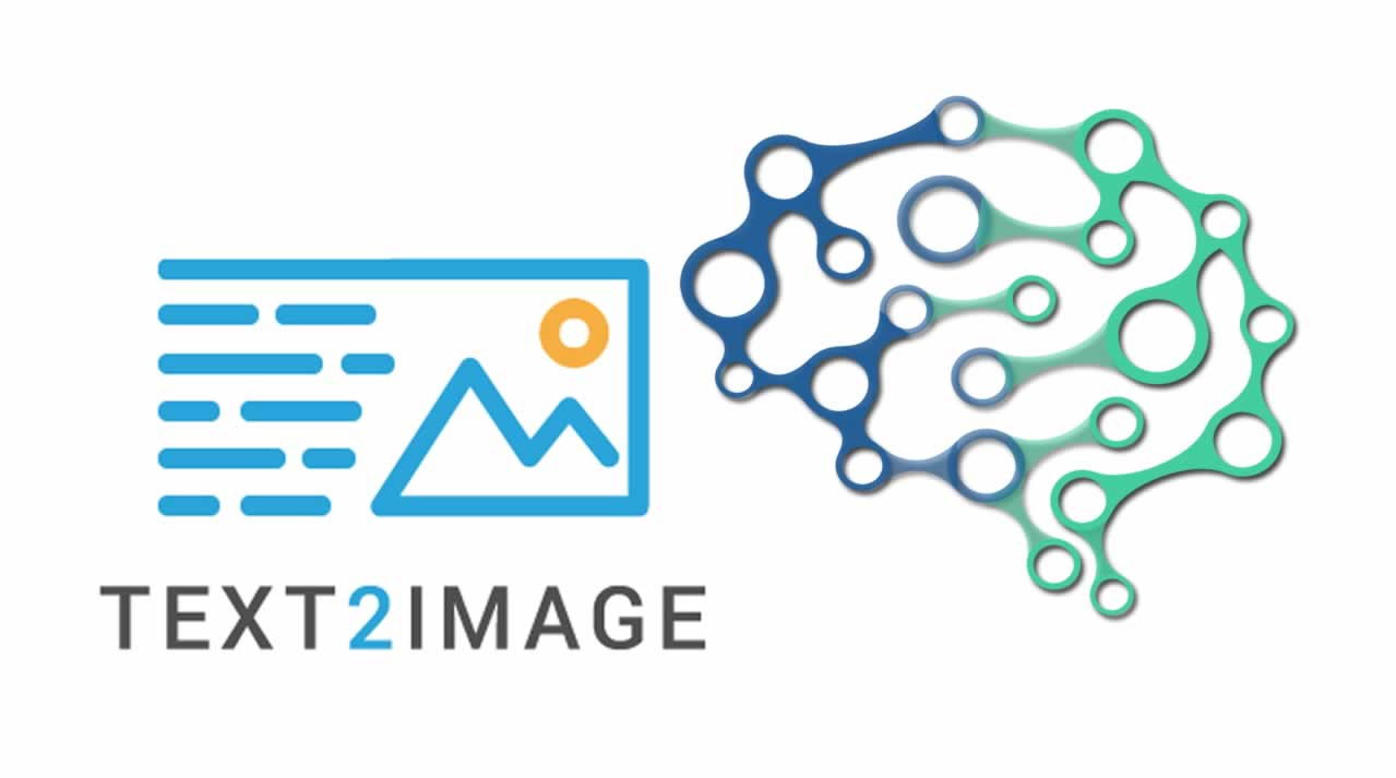 Machine Learning - Text2Image: A new way to NLP?