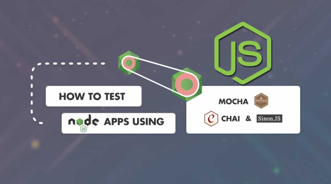 How to Test Node.js Apps using Mocha, Chai and SinonJS
