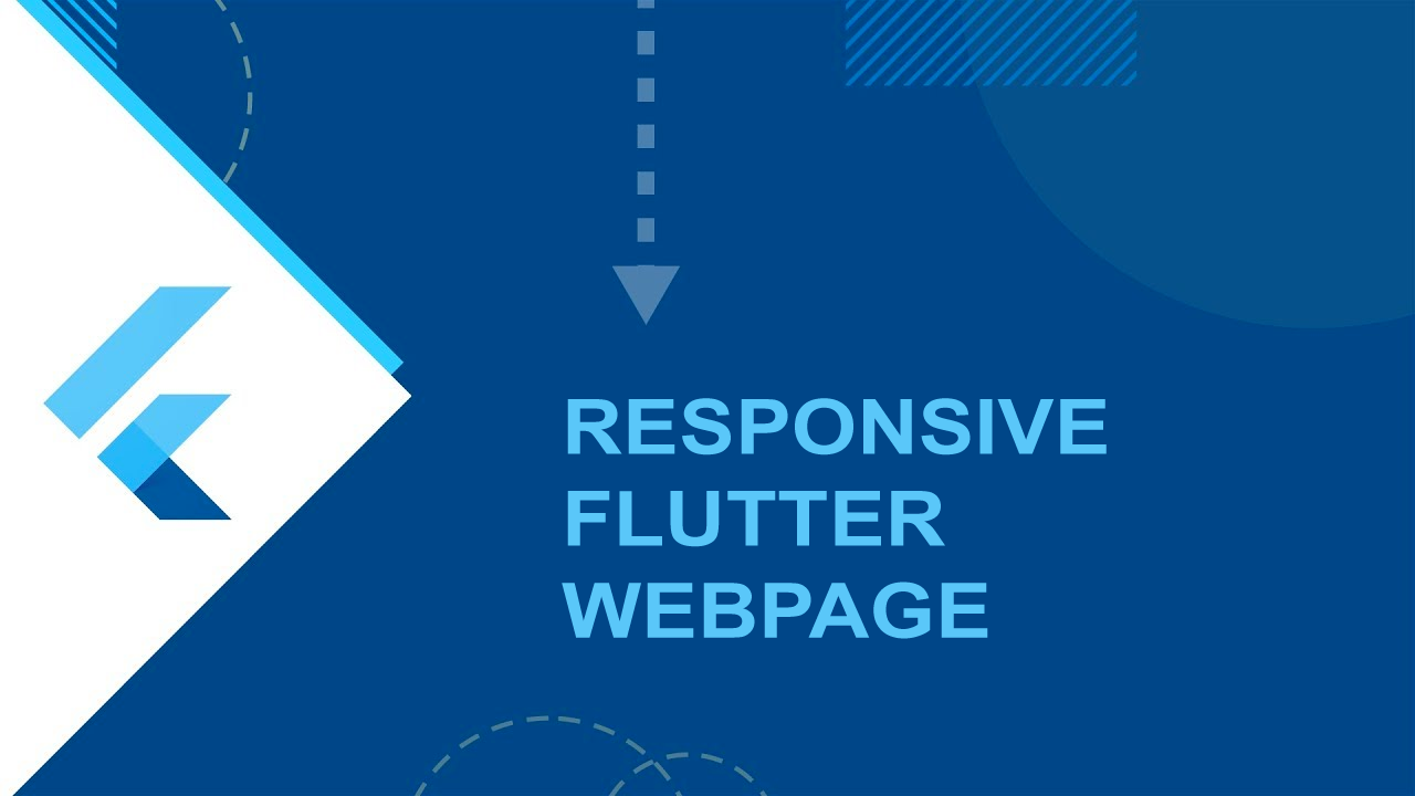 Building a Responsive Website Application in Flutter