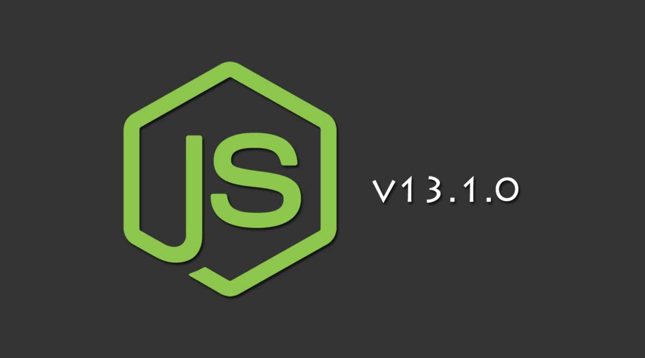 Node v13.1.0 is now available!