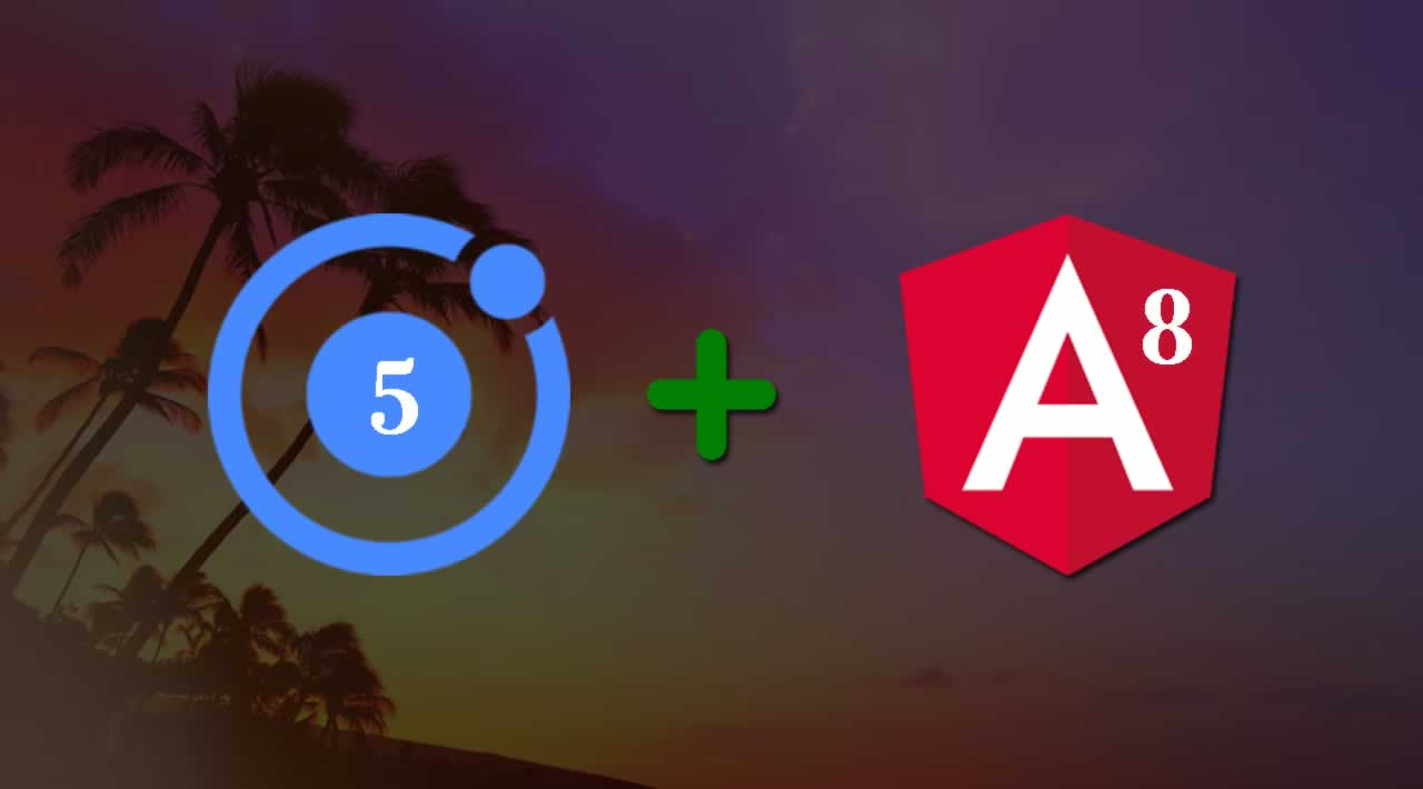 Ionic 5 and Angular 8: Display, Update and Delete Records with RxJS