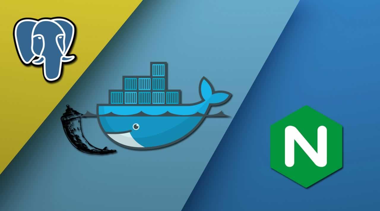How to configure Flask to run on Docker with Postgres, Gunicorn, Nginx