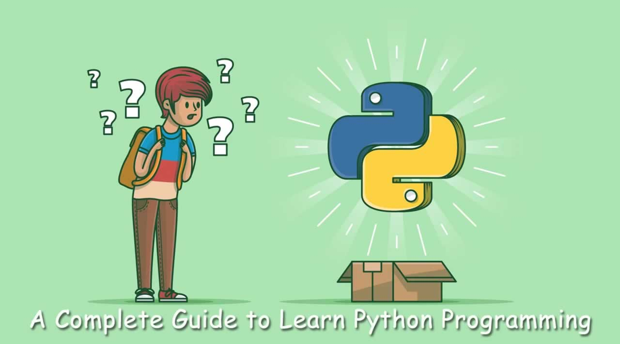 Python Tutorial – A Complete Guide to Learn Python Programming