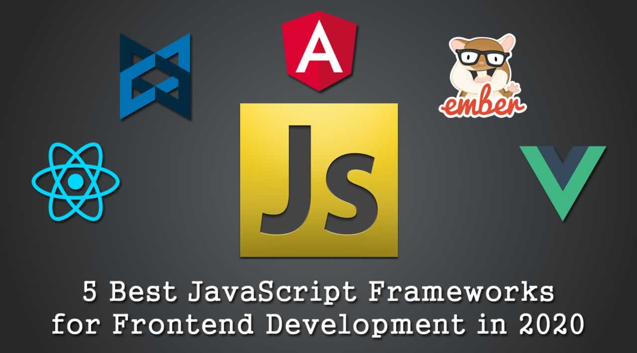 Which is JavaScript Frameworks for Front-End Development in 2020