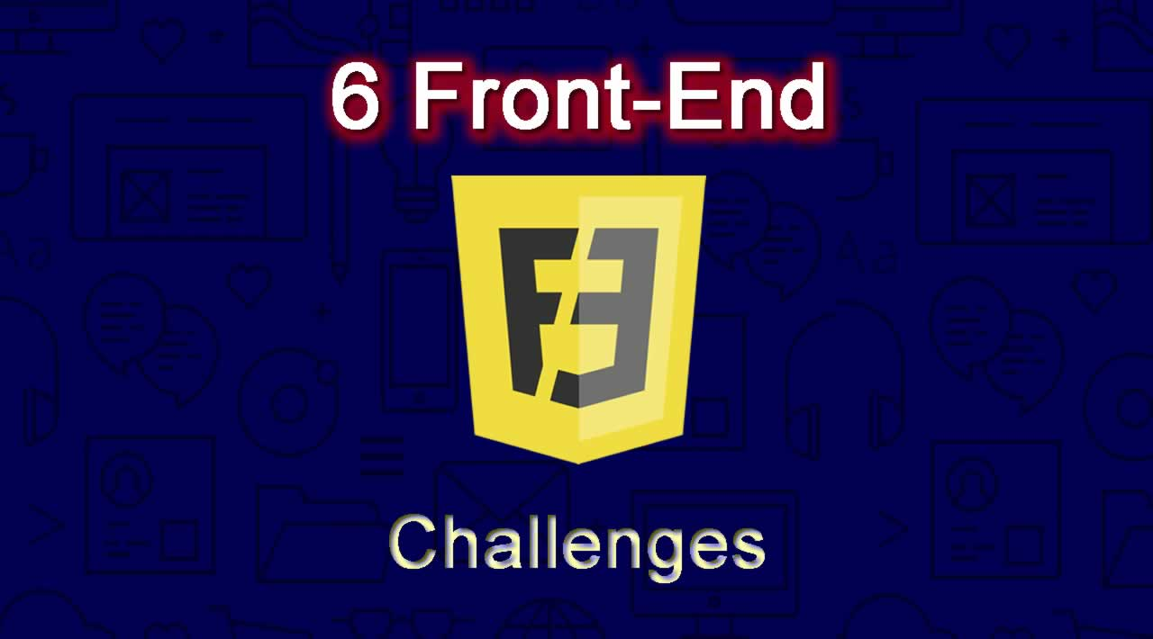 6 Front-End Challenges in 2020