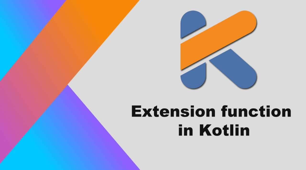 Introduction extension function in Kotlin