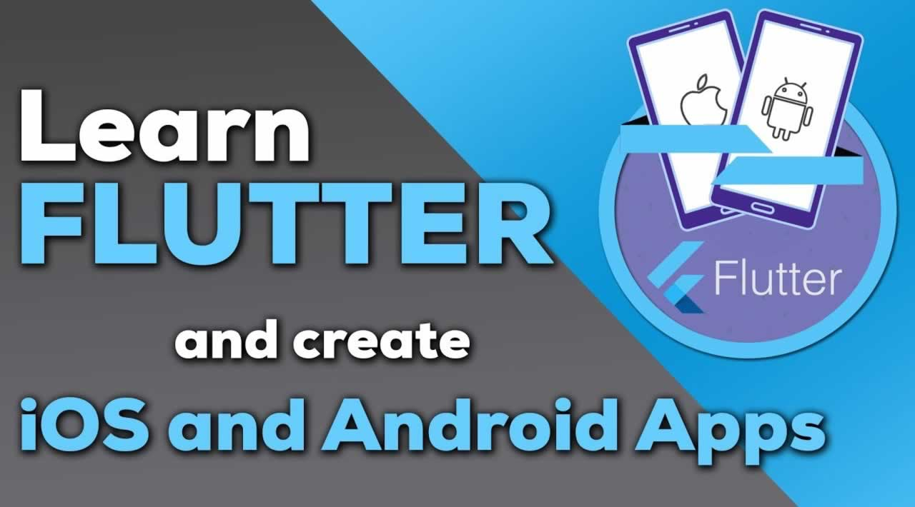 Flutter Tutorial - Build iOS & Android App with Google Flutter & Dart