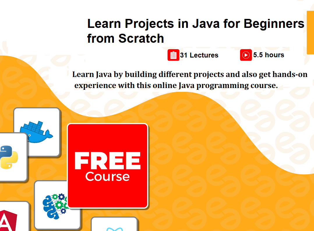 Get Started with Java Programming from Scratch for FREE..!