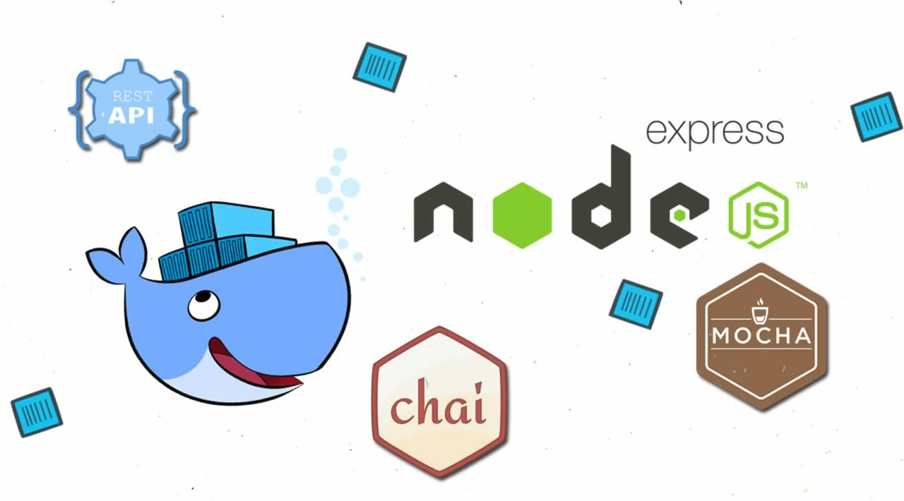 Build an API with Node/Express and use Docker for Testing